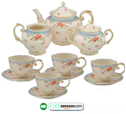 YUP! My Plate Broke! – Secrets To Making Your Own DIY China Cake Stands- China Sets on Amazon