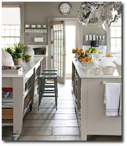Martha Stewarts Organized Kitchen