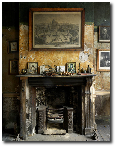 Romantic Irish Homes By Robert O'Byrne