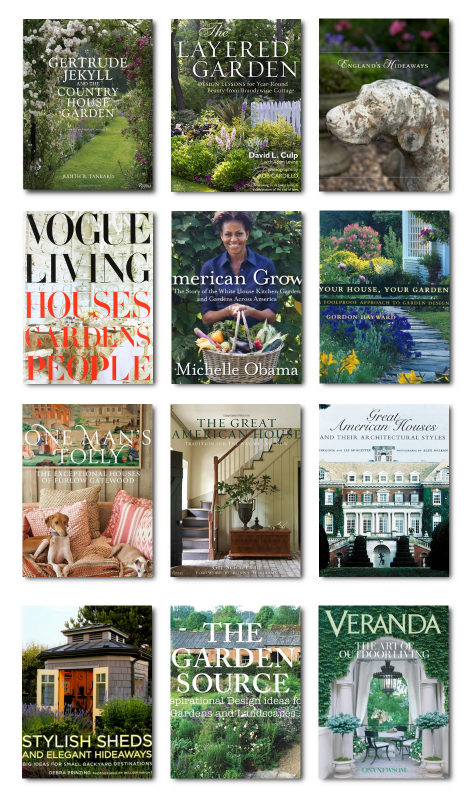 21 Home And Garden Books