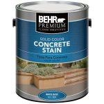 Concrete Stain Solid