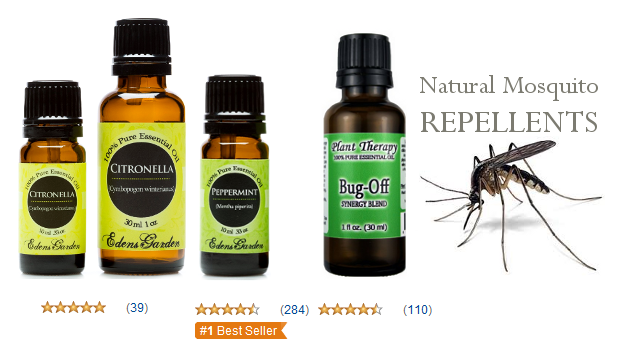 4 Natural Effective Mosquito Repellents