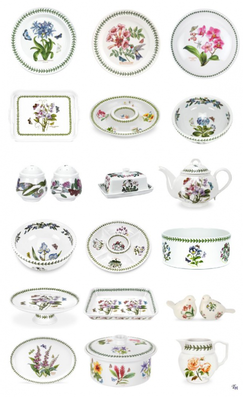 Portmeirion Collections