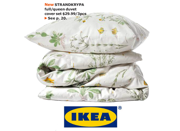 Scandinavian Furniture Seen in The 2015 Ikea Collections