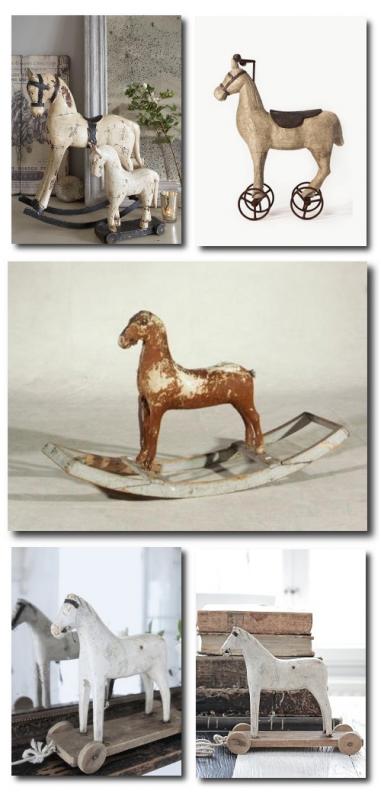 Toy-Horses