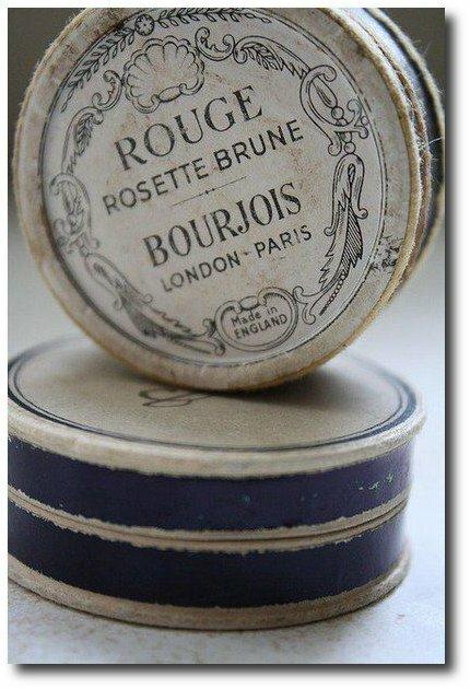 Rouge Rosette Brune Bourjois