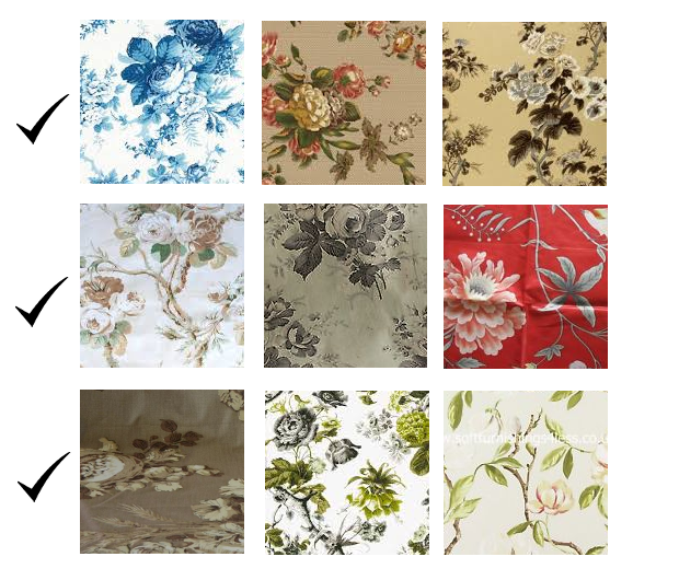 Great Chintz Florals