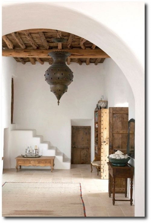 Interiors That Look Greek