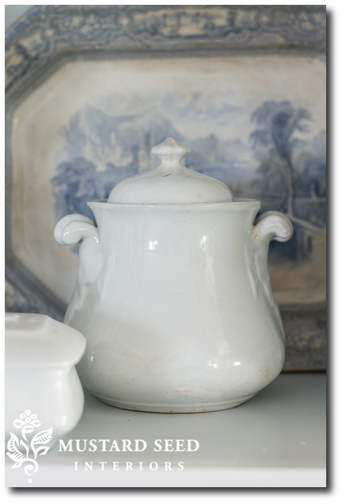 Marian's Top 5 Pieces Of White Ironstone To Collect