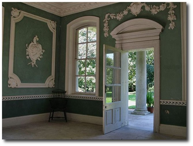Osterley Park House Temple Of Pan Seen At Love Is Speed Blog