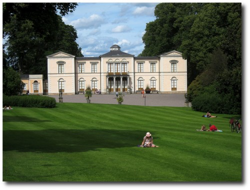 Rosendal Palace- Picture Credits- Sean Munson On Flicker