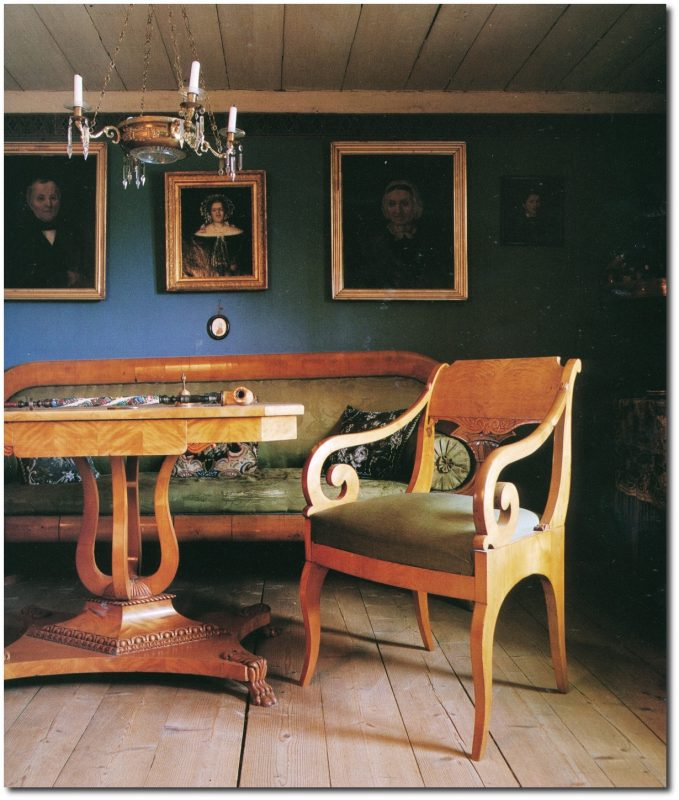Biedermeier furniture Swedish home furniture amazon