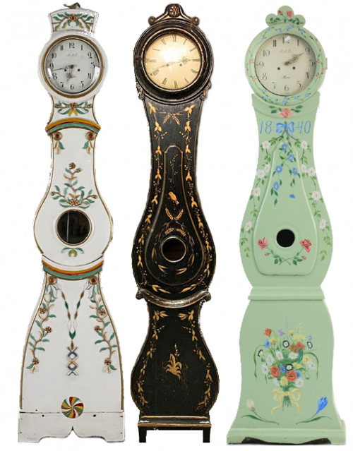 Swedish Mora Clocks