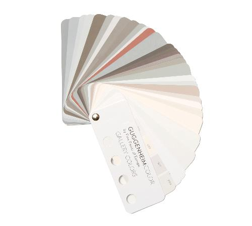 The Gallery Color Collection- Guggenheim Museum