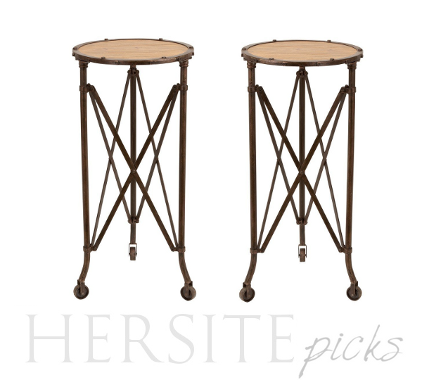 Meranda's Picks- My Favorite Nightstands And End Tables