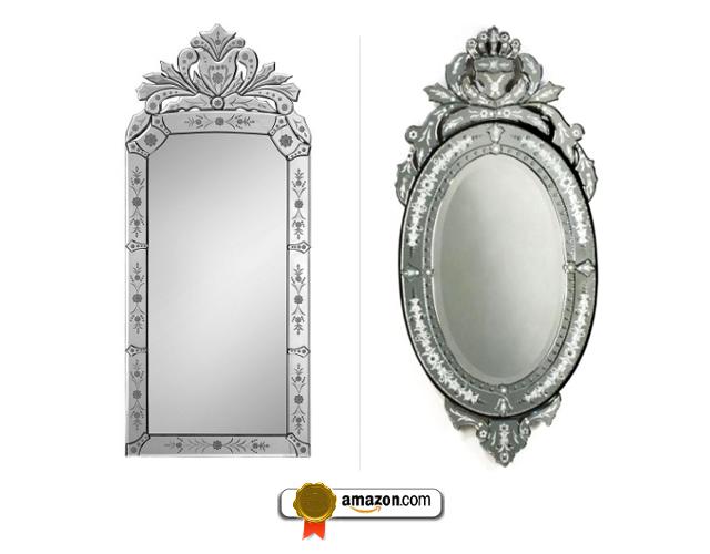 Venetian Italian Mirrors On Amazon