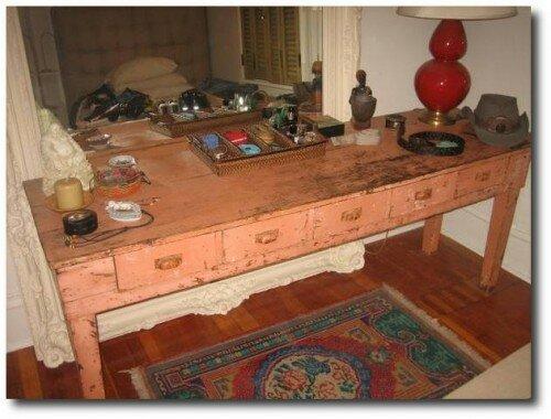 Vintage Long Console Farm Table - $650 (Spokane Craigslist)