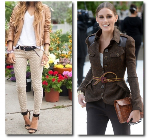 Fall and Winter Coat Jacket Fashions
