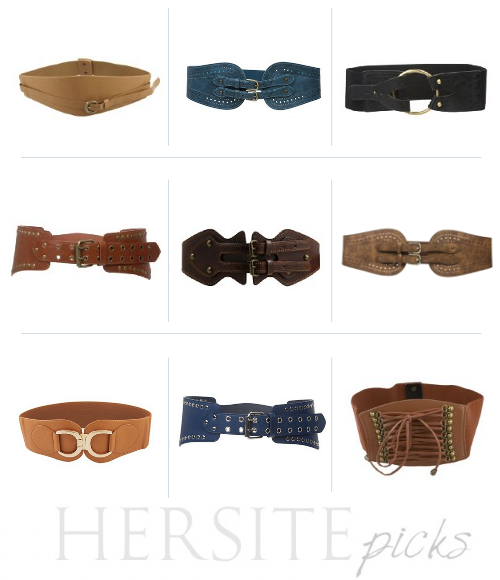 Fashion Belts Seen On Hersite