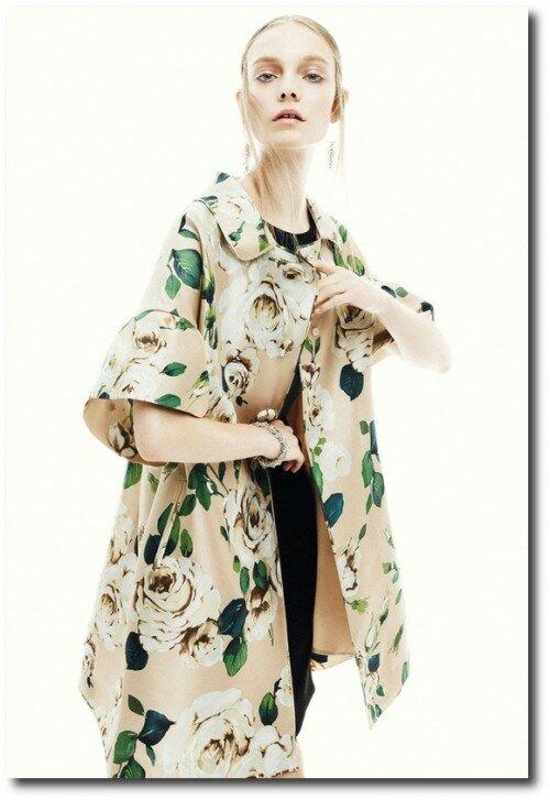 Floral Jackets- fashiongonerogue