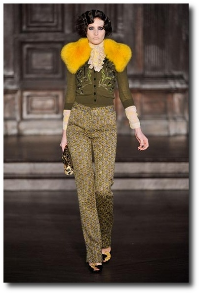 L'Wren Scott, Fall Winter 2012