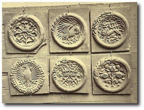 Plaster Casts (Roundels) Cornell University