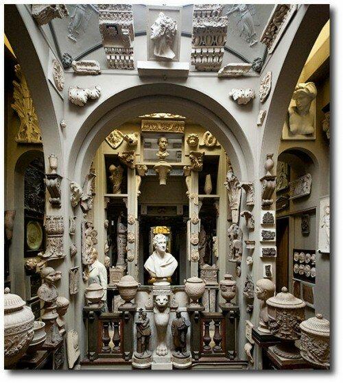 Soane Museum, London