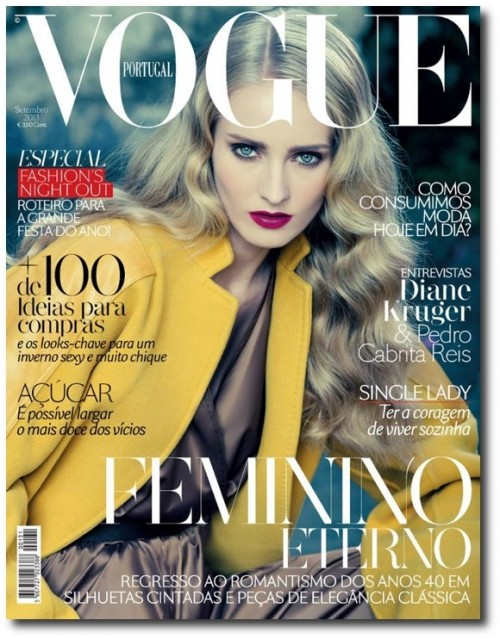 Vogue Portugal September 2013