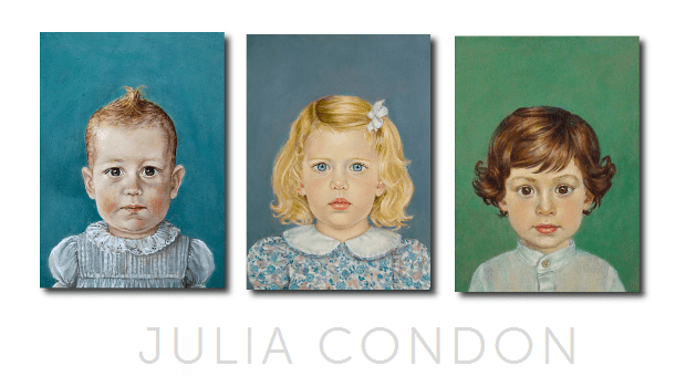 Commission A Portrait Julia Condon