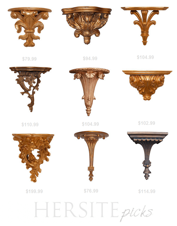 French, English Sconces On Ebay- Hersite Picks