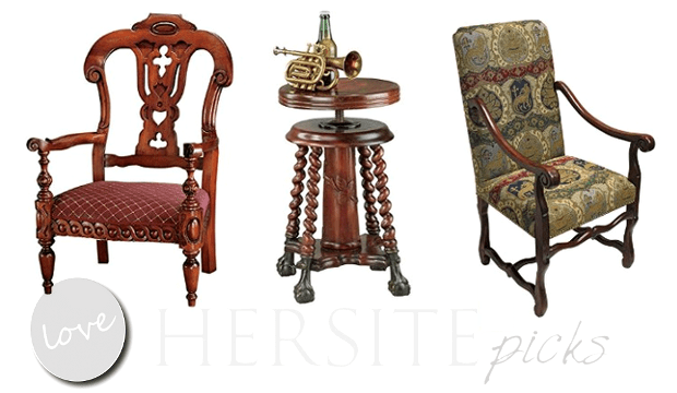 Gothic Home Decor Picks From Hersite Blog