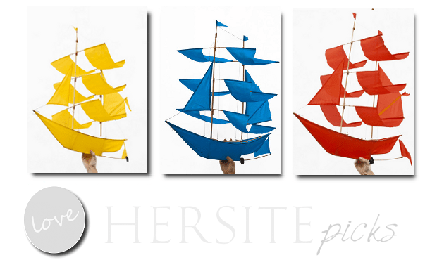 Sail Ship Kite Gifts