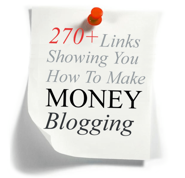 270 Links Showing You How To Make Money