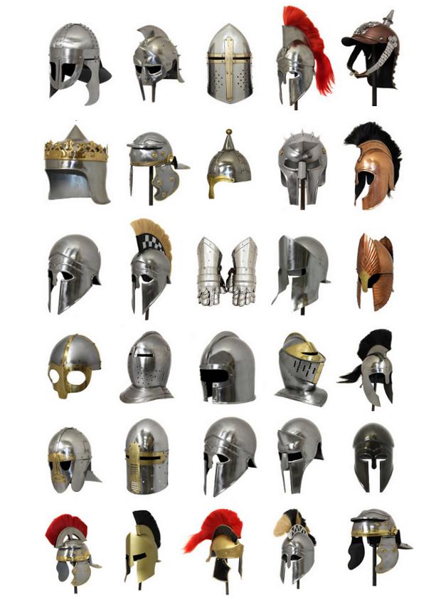 Antique Replica Trojan War Armor On Ebay