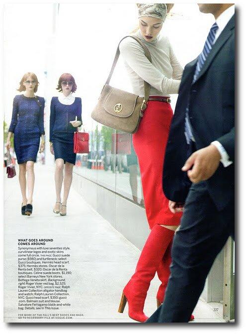 100+ Summer And Winter Fashion Favorites- Hersite Blog Raymond Meier for August 2010 Vogue