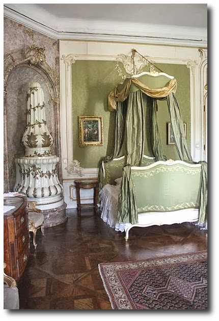Bedroom Of The Princess Esterháza Wikimedia