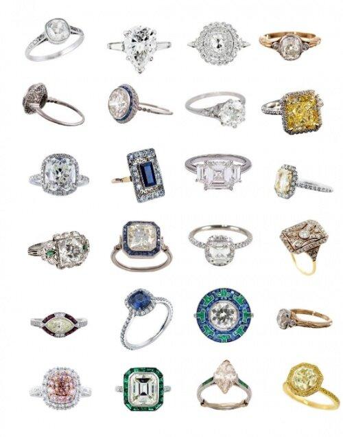 Breathtaking Rings