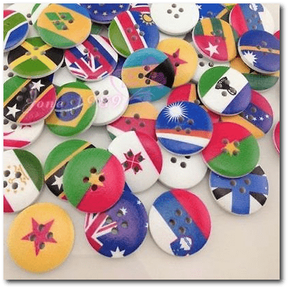 Wholesale Wood Buttons
