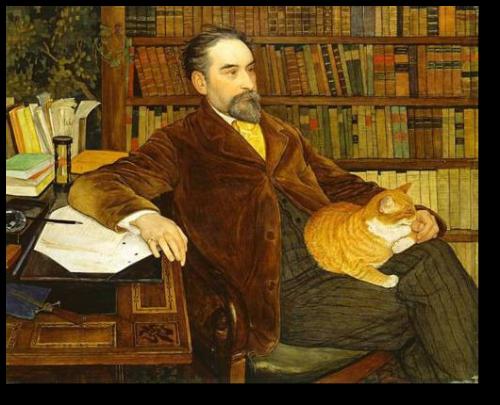 Ernest-Bieler-1863-1948-Portrait-of-Edouard-Rod-1909-500x405