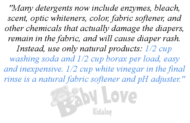 Baby Love Cloth Diaper Quotes
