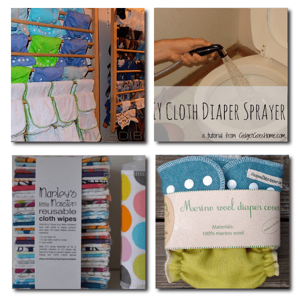 Cloth Diaper DIY