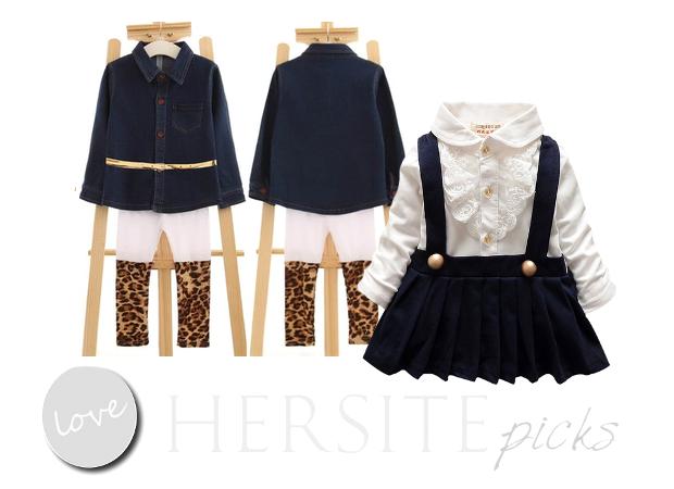 Weixinbuy's Darling Little Dresses