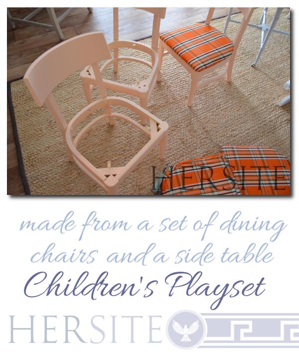 Childrens Play Set