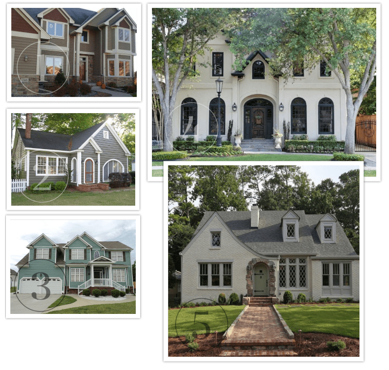 exterior paint schemes for victorian homes traditional
