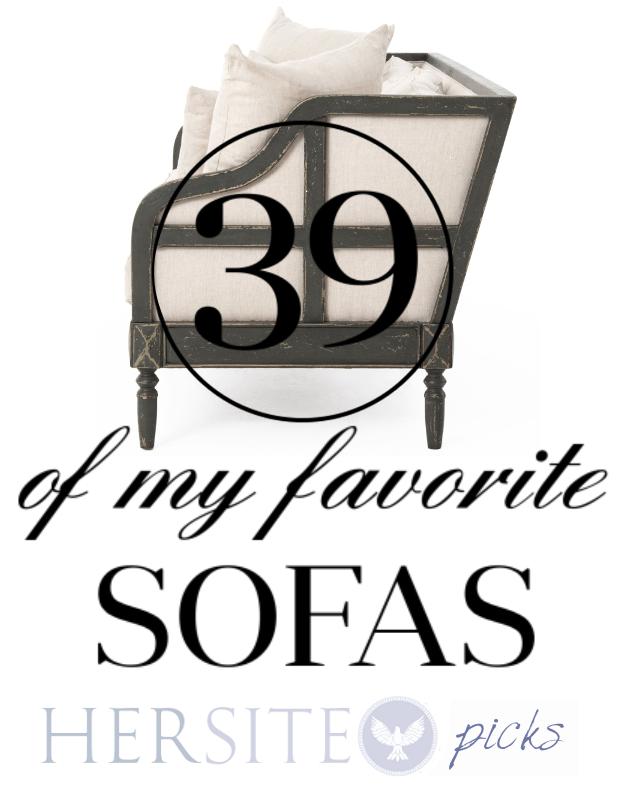 Meranda's Favorite Sofa's For Hersite