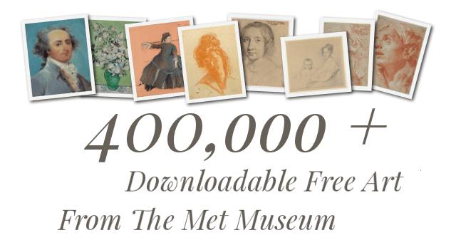 Download Free Art From The Met Museum