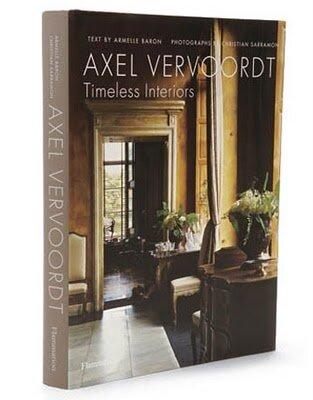 Axel Vervoordt Timeless Interiors- Amazon