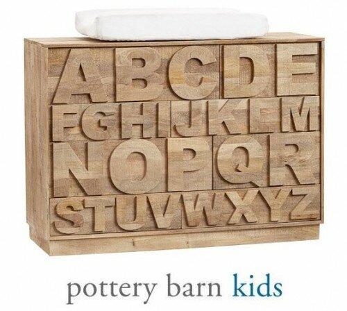 Pottery Barn Dresser