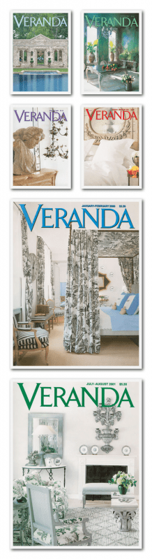 The Best Veranda Magazines 2