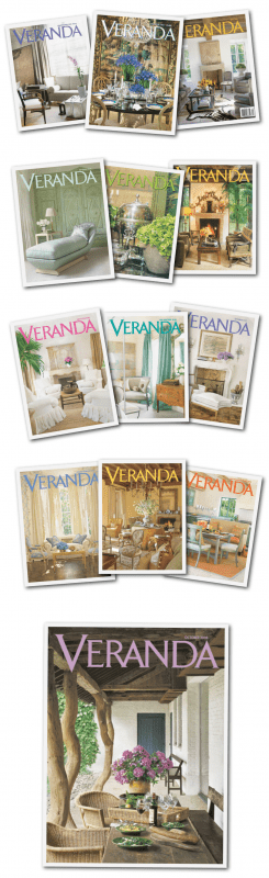 The Best Veranda Magazines 3